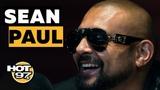 Sean Paul On Smoking w Rihanna, Thoughts On Afrobeat &amp Buju Banton's Return
