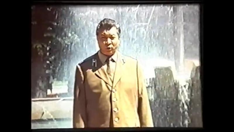 Поёт Алькен Казакбаев КВПО