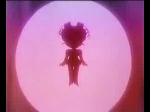 Sailor Chibi Chibi Moon Teleports Sailors