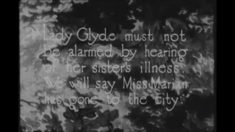 The Woman in White / Женщина в белом (1917)