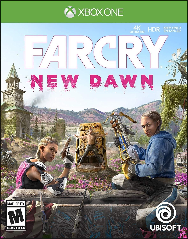 В сеть раньше времени слили обложку следующей части Far Cry