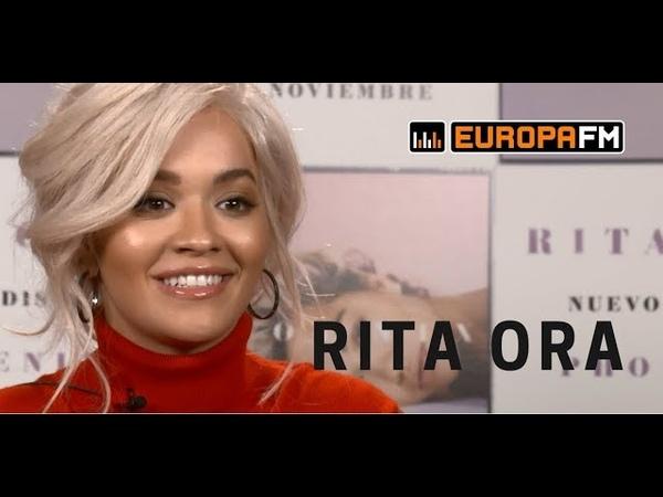 Entrevista a Rita Ora: Phoenix es como una montaña rusa de emociones