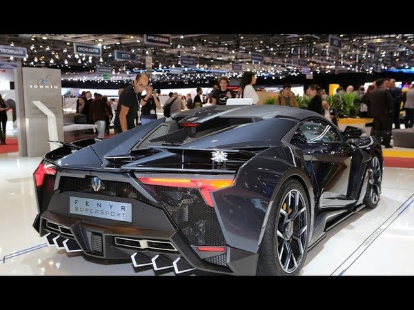 10 Amazing New Hypercars For 2019. New Luxurious and Fastest Hypercars