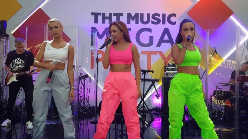 SEREBRO О мама Вечеринка ТНТ MUSIC MEGA Party 16.06.2019