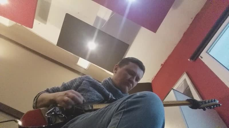 Запись гитар Tune-O-Matic 27.11.2018