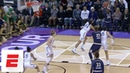 Arike Ogunbowale hits pull-up jumper with 1.0 left to beat UConn in Final Four