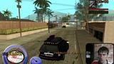 GTA San Andreas I Am Legend мод обзор геймплей