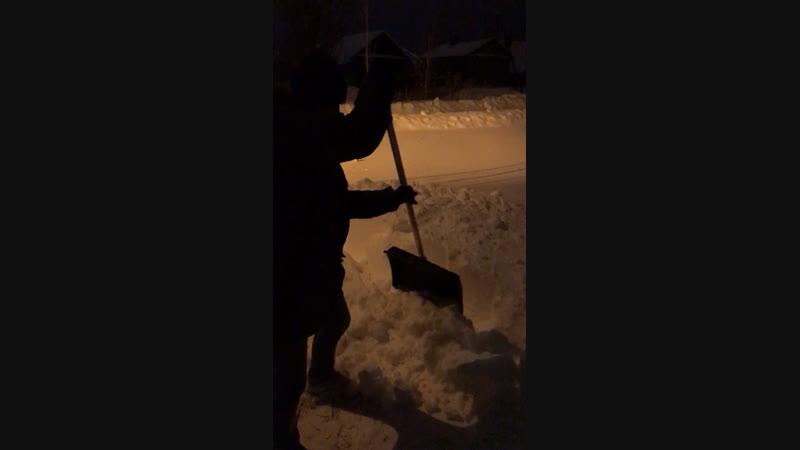 Снегоуборочные супермашины!