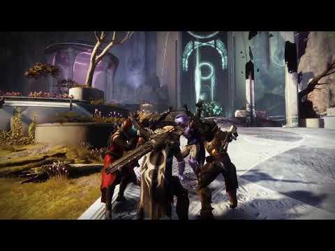 Destiny 2, dab dance