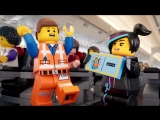 Turkish Airlines- Safety Video with The LEGO Movie Characters
