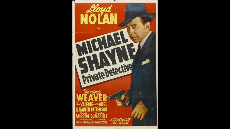 Michael Shayne Private Detective (1940)