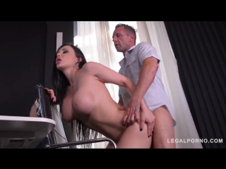 Aletta Ocean Big Ass,Big Tits,Brunette,2018,HD