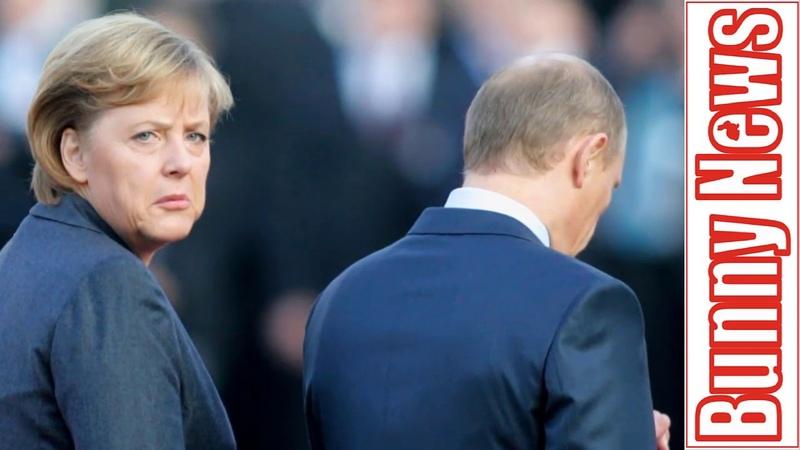 Игры окончены: Северному потоку- НЕТ, Россию ждут ТЯЖЕЛЫЕ ВРЕМЕНА