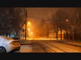 Поздравляю ) после дождя пришёл снег