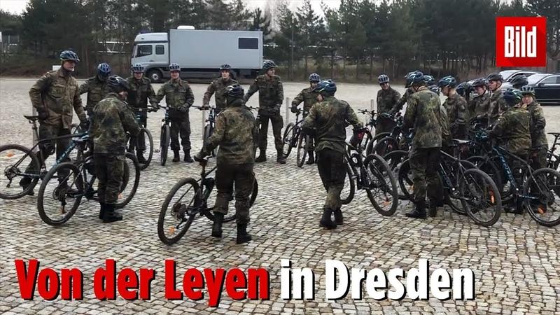 Immerhin die Mountainbikes der Bundeswehr funktionieren
