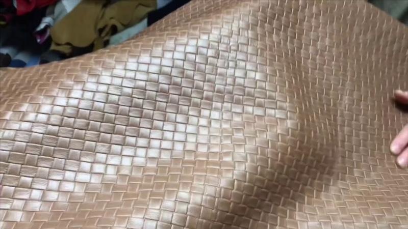Кожа КРС 0,8 - 1,0 мм, TUSCANIA, цвет COBBLESTONE с тиснением, MASTROTTO, Италия
