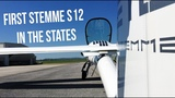 Putting together the first 2018 Stemme Twin Voyager S12 in the United States