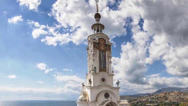 Крымское солнце. Православный центр Фавор.