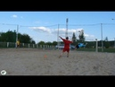 Восток - Аппрайзер 3:3 (пен. 0:1) Кубок Декатлон по пляжному футболу (18.08.18) серия пенальти