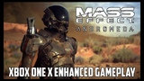 Mass Effect: Andromeda Xbox One X Enhanced Gameplay [4k]