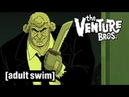 Season 4 Finale featuring 'Like a Friend' by Pulp The Venture Bros Adult Swim