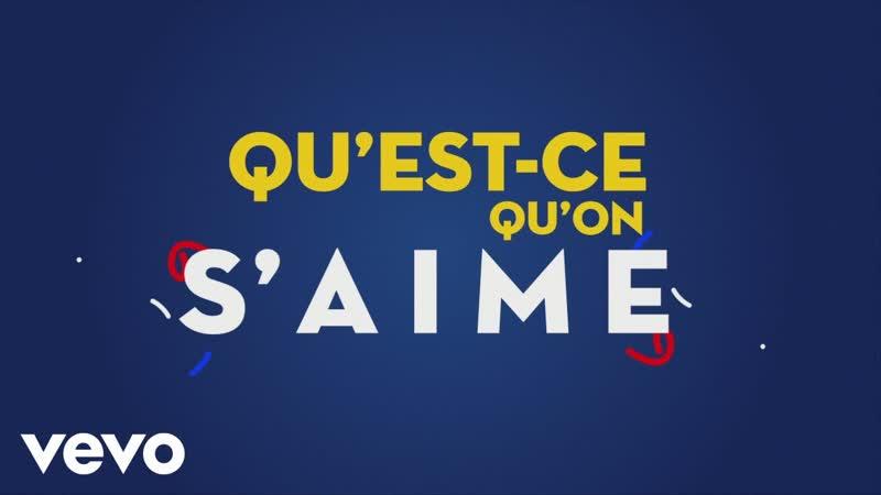 Patrick Bruel - Quest-ce quon fait (Lyrics Video)