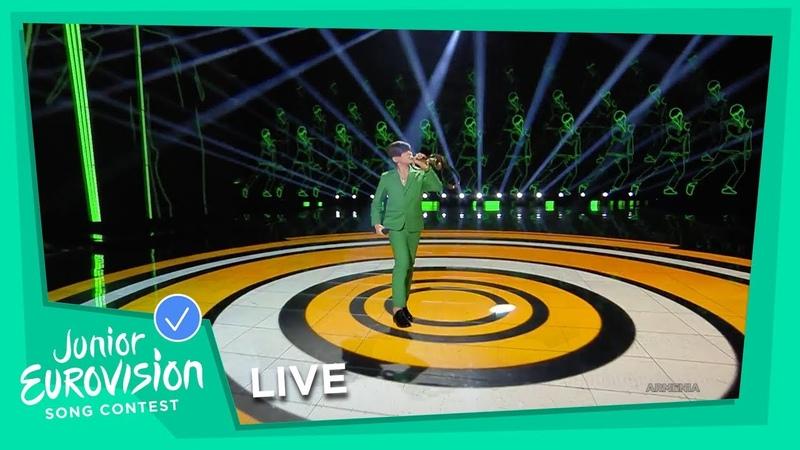 L.E.V.O.N - L.E.V.O.N - LIVE - Armenia 🇦🇲 - Junior Eurovision 2018