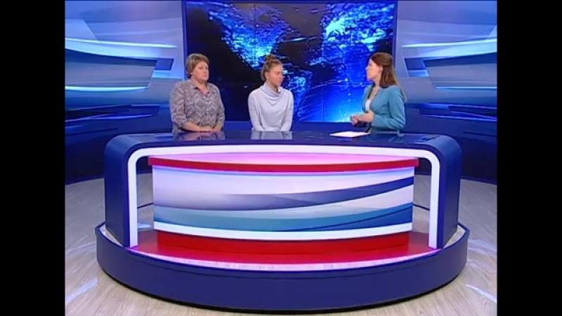 2018 09 19 Интервью с ЗТР Аргуновой Е С и ЗМС Михайлушкиной Екатериной