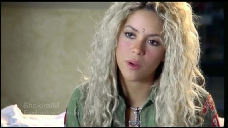 Shakira Documental from the from the Tour of the Mongoose