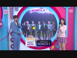 VK190217 MONSTA X Alligator NEXT WEEK Spoiler Times @ Inkigayo