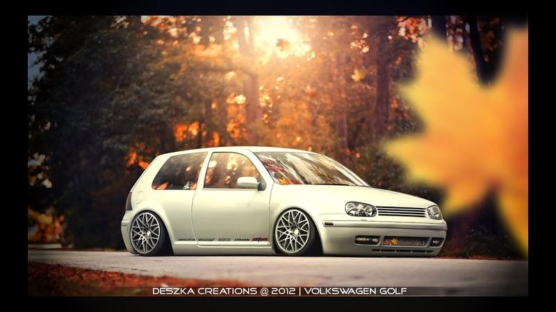 Need for Speed Underground 2 - Night Breath Deep Frozen - Volkswagen Golf Gti