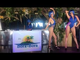 Dj Milana - Bora-Bora ibiza 10.07.2018