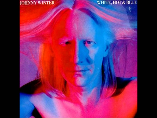 JOHNNY WINTER (Beaumont, Texas) - One Step At A Time