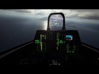 ACE COMBAT(TM) 7 SKIES UNKNOWN PlayStation(R) LineUp Tour VR