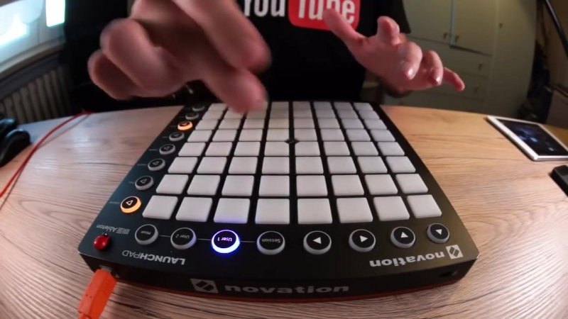 He's a Pirate - Pirates of the caribbean - Julius Nox (Giulio's Page) Launchpad Live Remix 2017.mp4