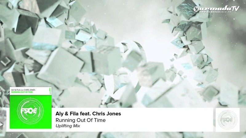 Aly Fila feat Chris Jones - Running Out Of Time (Uplifting Mix)