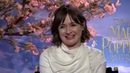 Emily Mortimer Jane Ben Whishaw Michael EPK Interview Cam A Mary Poppins Returns 2018