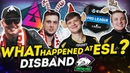 NAVIVLOG: BLAST Lisbon, VP disband, What happened at ESL?