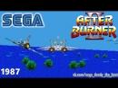After Burner II SEGA Genesis Полное прохождение игры После горения 2 СЕГА Мега Драйв Видеоигра 1987