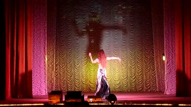 Светлана Ротай - Гала-концерт на конкурсе Raks el habib 01.12.2018