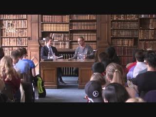 Diplo | Full Q&A | Oxford Union 2018 (озвучено на русском языке: Nasled & Lars x Ярослав Строганов)