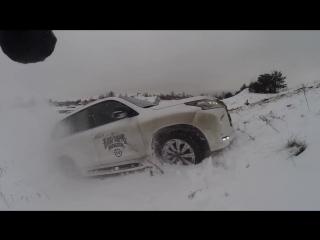 BWT LEXUS LX 570 против AcademeG Range Rover SV AUTOBIOGRAPHY