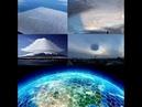 Квадратные облака появились в небе Самые странные облака