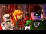 LEGO DC Super Villains - Трейлер