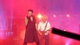 Queen + Adam Lambert - Another One Bites A Dust 17.06.2018 Telenor Arena, Oslo, Norway