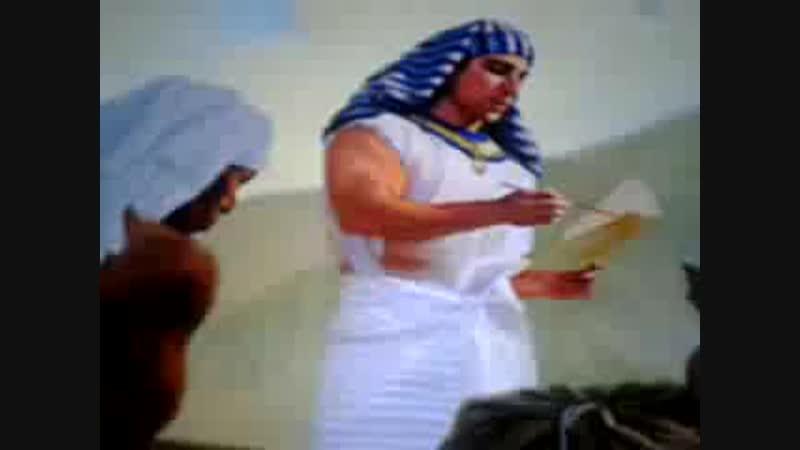 L histoire de Joseph . Et Pharaon rêva de 7 belles vaches grasses