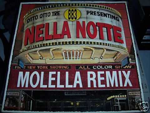 883 nella notte remix molella confusion