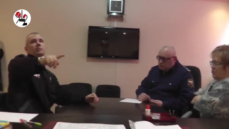 ТАУ Лошагин наговорил на судебный иск и ревизию ГУФСИН