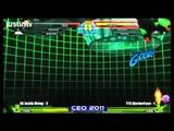 Grand Final MvC3 Justin Wong vs. Tokido at CEO 2011