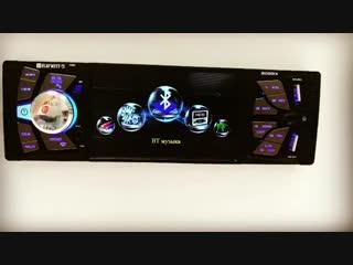 Новинка от Element5 😲😲😲Цена ВСЕГО 2700- 1din магнитола с Bluetooth - Экран 4 дюйма - USB- SD- AUX- MP3/4/5- Выходная мощно